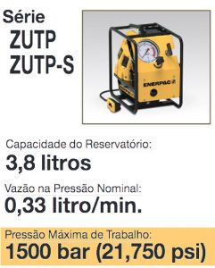Bomba Enerpac Série ZUTP